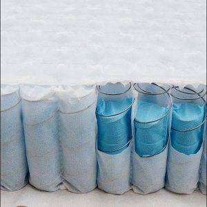 spring pocket nonwoven fabric