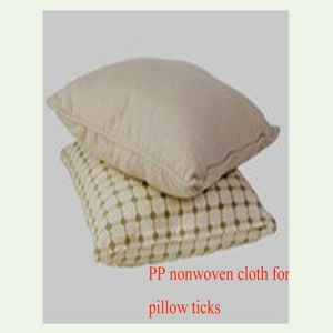 nonwoven pillow cover