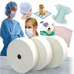 PP spunbond nonwoven fabric for medical