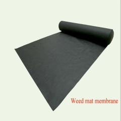 make-to-order nonwoven weed control fabric