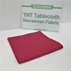 50gsm tablecloth fabric