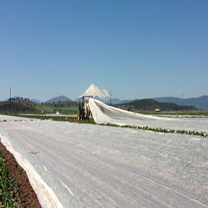 Application of Nonwoven fabric--Agriculture